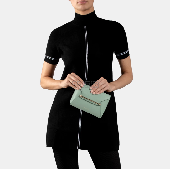 Strathberry Envelope Pouch 新款单肩包 £195(约1,802元) - 海淘优惠海淘折扣|55海淘网