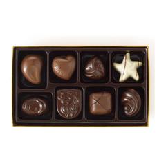 Godiva 歌帝梵 什锦巧克力礼品盒 8颗