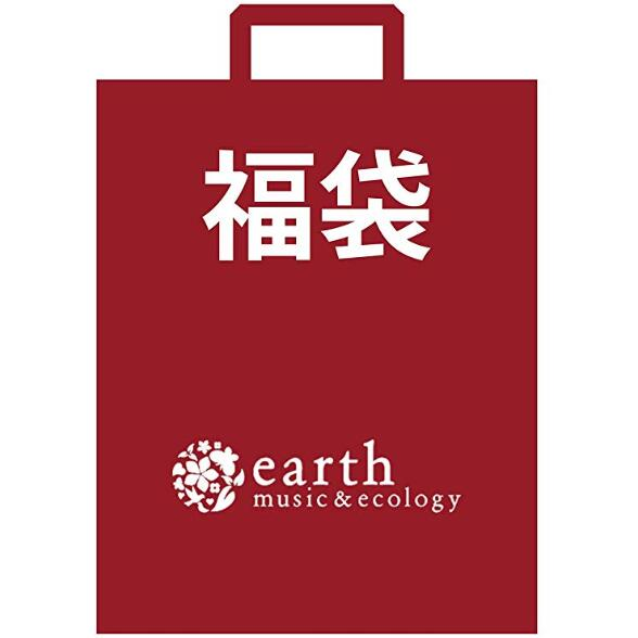 【日亚自营】earth music&ecology 日系女装新年福袋 12件 均码
