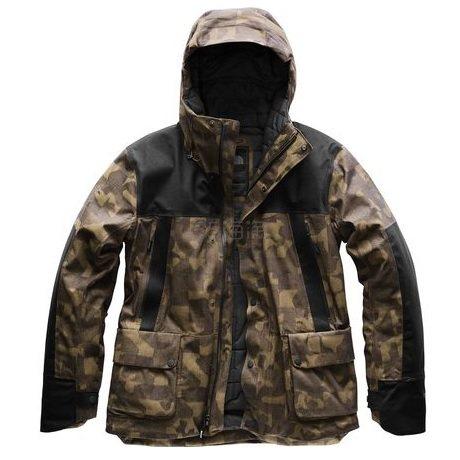 【满0减】The North Face 北面 Cryos Insulated Mountain GTX 男款保暖夹克 9.96(约2,021元) - 海淘优惠海淘折扣 55海淘网