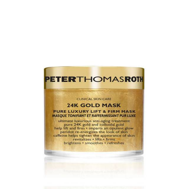 【双12】3.1折!Peter Thomas Roth PTR 彼得罗夫 24K黄金面膜 50ml