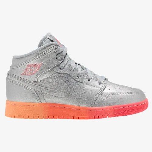【阶梯满减】乔丹 Air Jordan 1 Mid 大童款篮球鞋 (约418元) - 海淘优惠海淘折扣 55海淘网