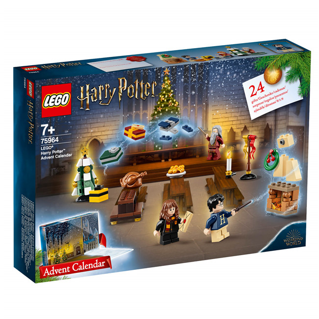 LEGO 乐高 Harry Potter: Advent Calendar (75964)