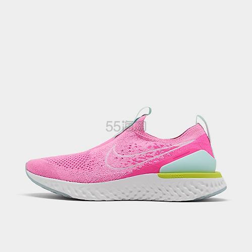 【双12】18%限时超高返!Nike 耐克 Epic Phantom React 女子跑鞋 (约383元) - 海淘优惠海淘折扣|55海淘网
