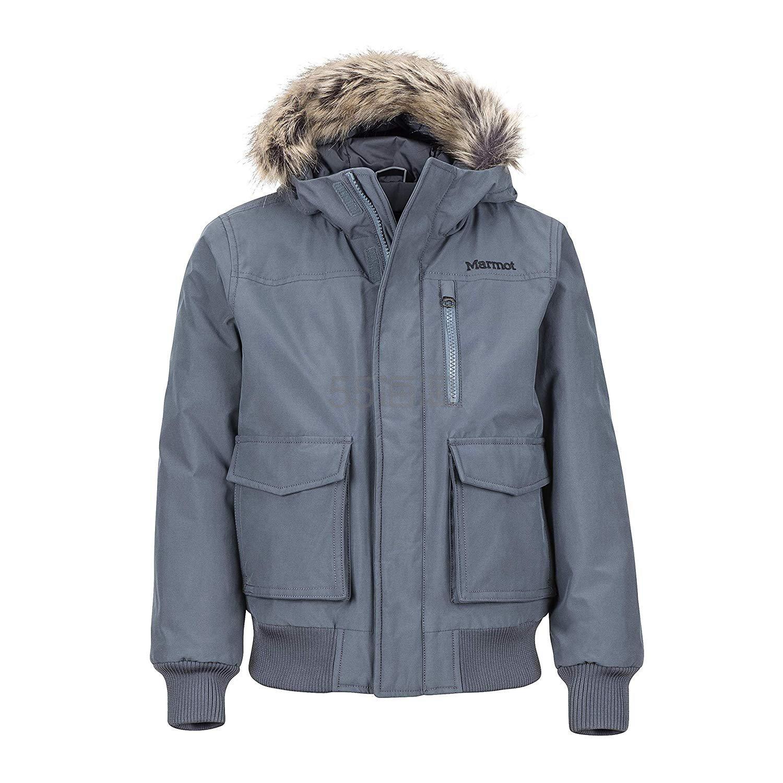 【中亚Prime会员】Marmot 土拨鼠 Stonehaven 男童带毛领保暖棉服 到手价637元 - 海淘优惠海淘折扣|55海淘网