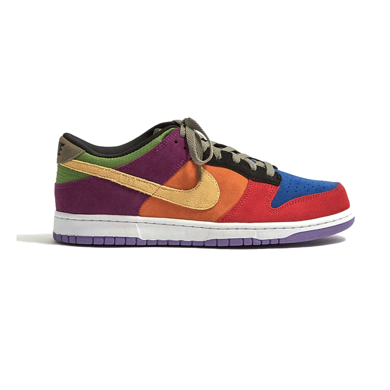 "Nike Dunk Low ""Viotech"" 拼色低帮运动鞋"