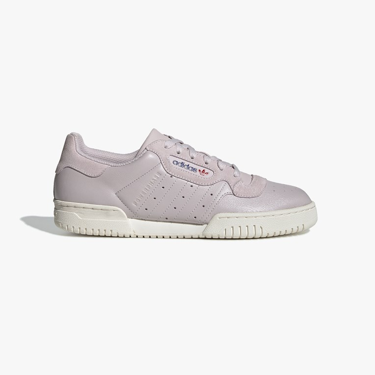 "ADIDAS ORIGINALS ""POWERPHASE""皮革运动鞋"