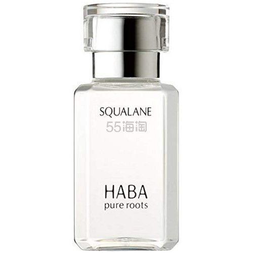 HABA 无添加纯角鲨烯SQ精华油 30ml 2,475日元(约158元) - 海淘优惠海淘折扣|55海淘网