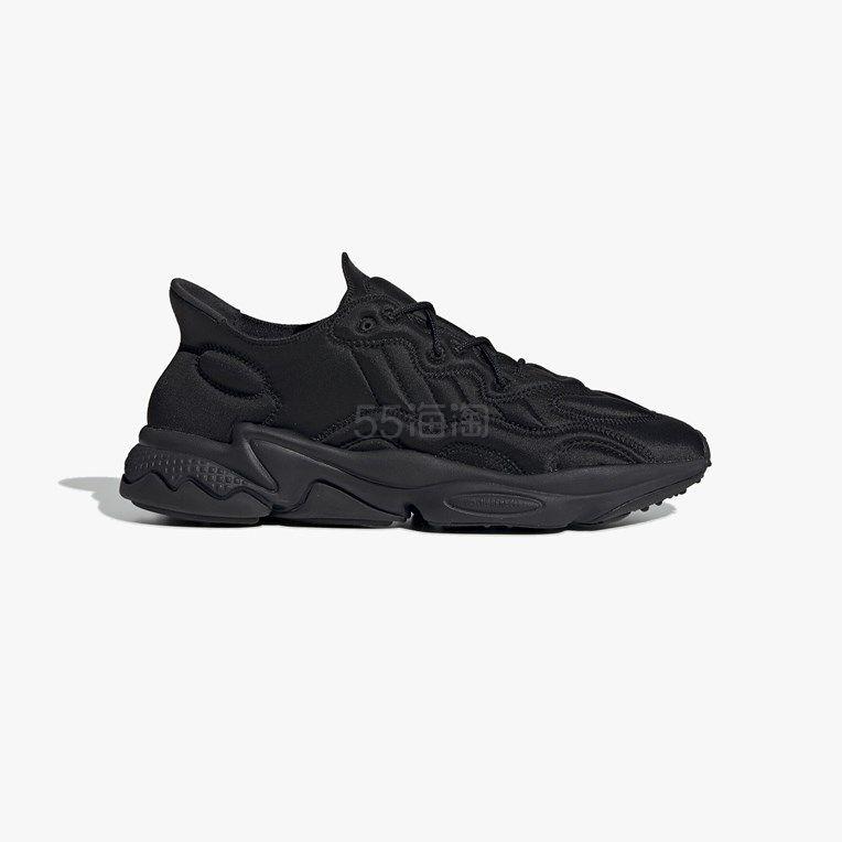 adidas Originals Ozweego 3-D 黑色运动鞋 .4(约623元) - 海淘优惠海淘折扣|55海淘网