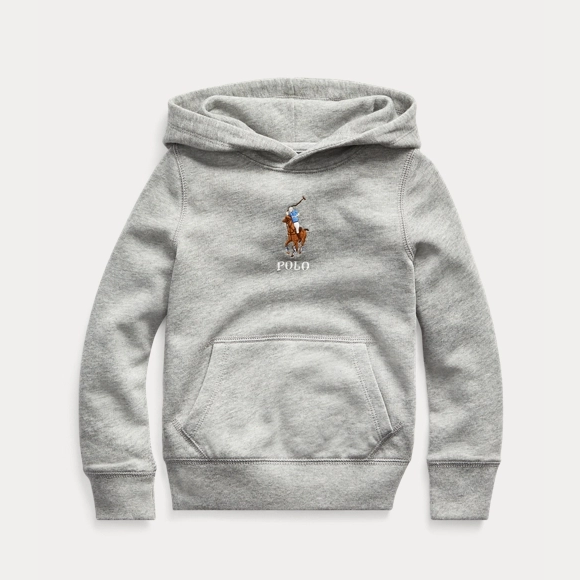 Ralph Lauren 拉夫劳伦 Big Pony French Terry Hoodie 连帽卫衣