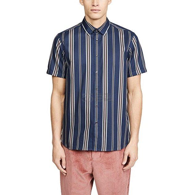 Ted Baker Doigt 条纹衬衫 8.5(约756元) - 海淘优惠海淘折扣|55海淘网