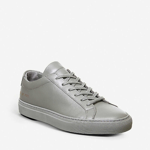 COMMON PROJECTS Achilles 低帮运动鞋