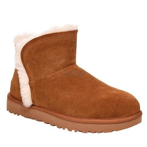 【额外7折】UGG Classic Mini 女子低帮雪地靴