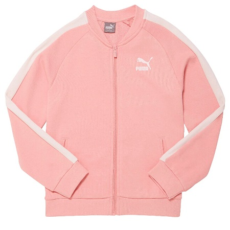 Puma Girls' T7 Track Jacket JR 童款外套
