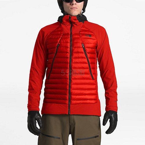 The North Face 北面 Unlimited Down Hybrid 男款混合羽绒服夹克 9.99(约762元) - 海淘优惠海淘折扣 55海淘网