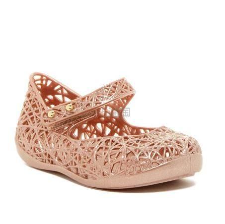 Melissa Campana 女童款果冻鞋 .73(约172元) - 海淘优惠海淘折扣|55海淘网