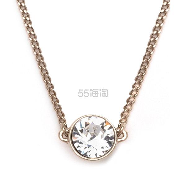 【三色】Givenchy 纪梵希闪亮单钻水晶项链 .6(约138元) - 海淘优惠海淘折扣|55海淘网