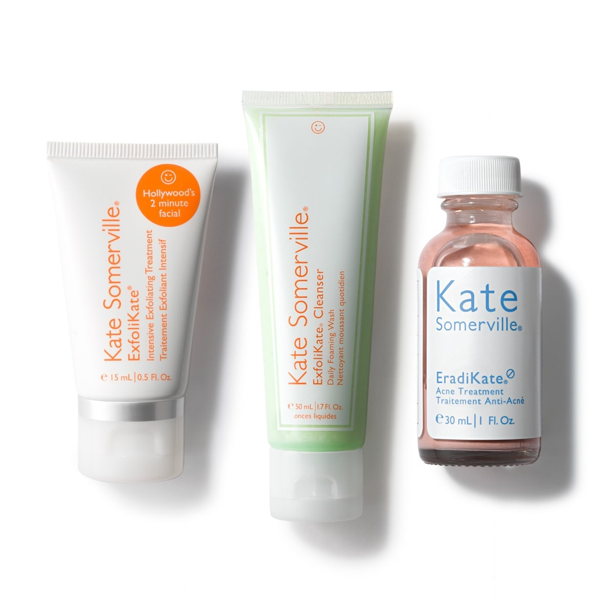 Kate Somerville: Up to 61% OFF Gift Sets + Free Best Of 2019 Minis on $120+