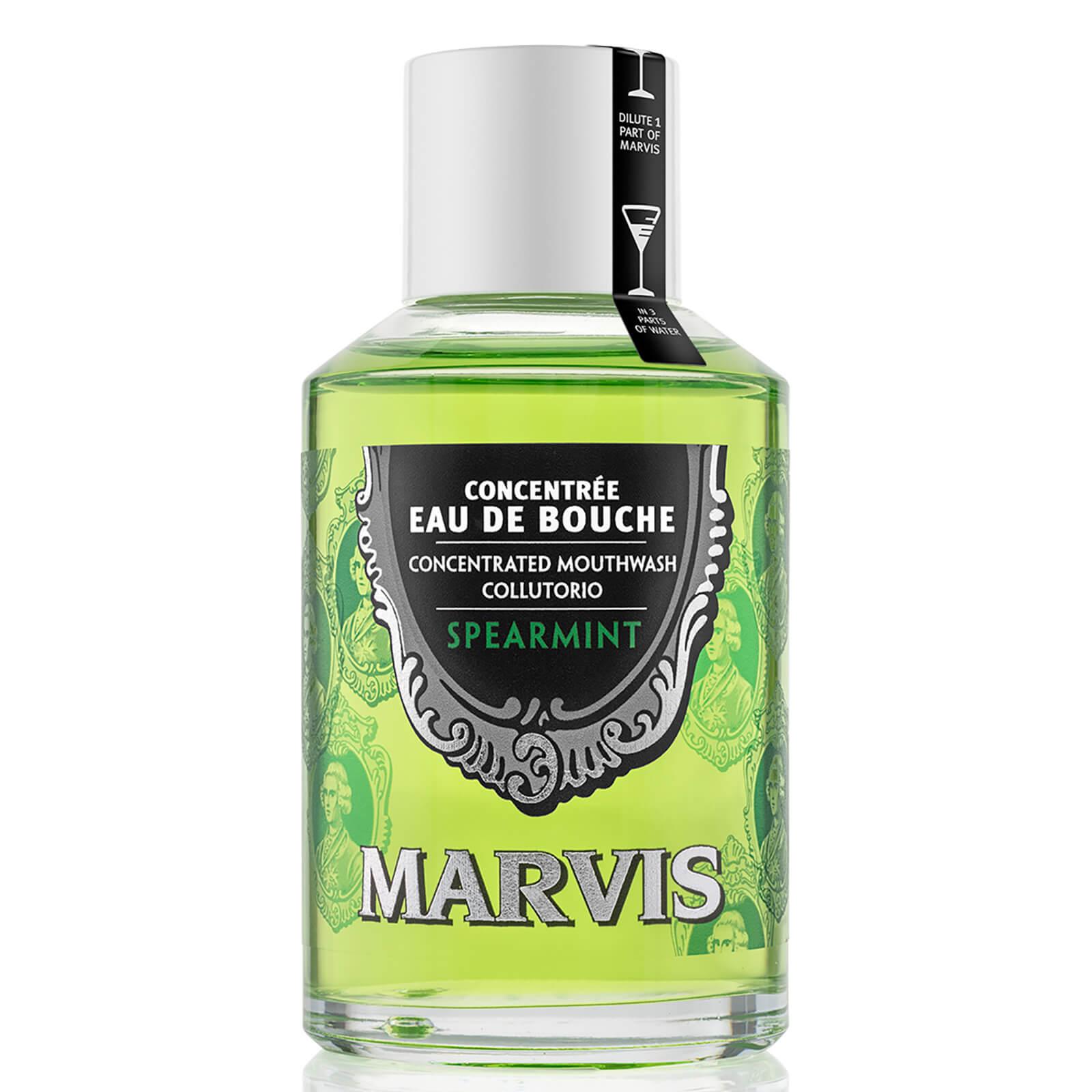 Marvis 薄荷浓缩漱口水 120ml