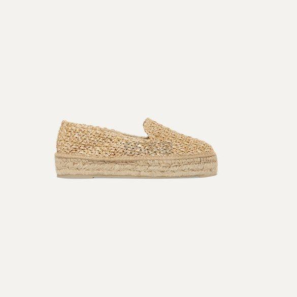 MANEBI Yucatan 拉菲草麻底鞋 (约374元) - 海淘优惠海淘折扣 55海淘网
