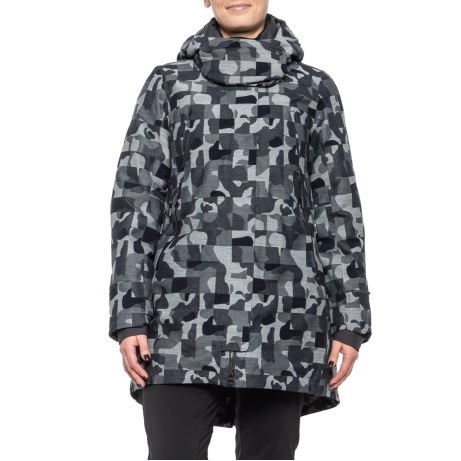 2色码全~The North Face 北脸 Cryos Apex Flex Gore-Tex 羽绒大衣
