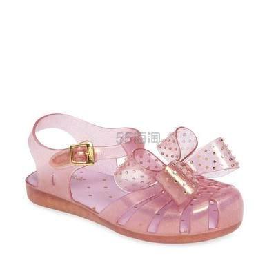 18cm最后一双~Mini Melissa Mini Aranha XIII 童款果冻鞋