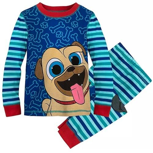 Disney 迪士尼 小狗朋友 男孩睡衣套装