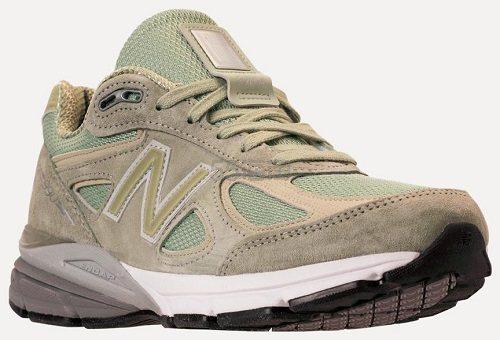【大码福利】New Balance 新百伦 990 v4 男子运动鞋 (约549元) - 海淘优惠海淘折扣 55海淘网