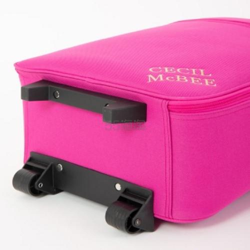 2.5折!CECIL McBEE 2019新春福袋 包含旅行箱共7件 7,560日元(约475元) - 海淘优惠海淘折扣|55海淘网