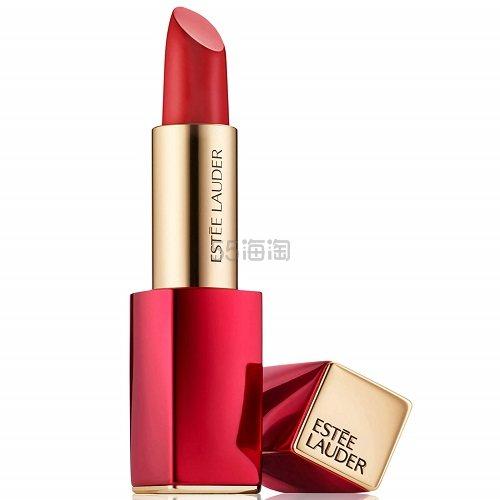 【需转运】8折!Estée Lauder 雅诗兰黛  限量红管唇膏 Rouge Carnal £21.6(约189元) - 海淘优惠海淘折扣|55海淘网