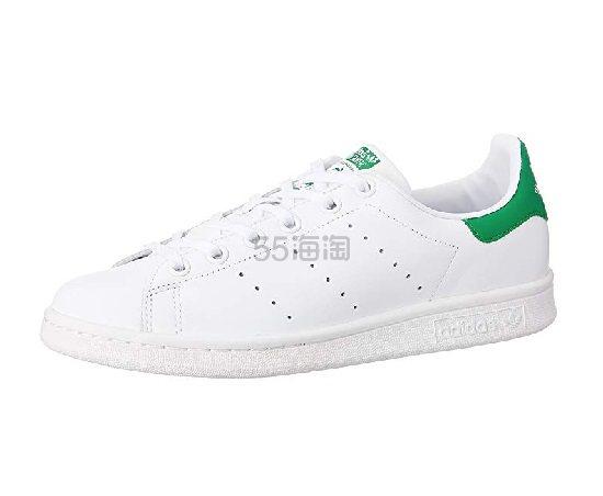 【中亚Prime会员】Adidas Originals 三叶草 Stan Smith 经典大童款小绿尾运动鞋 到手价295元 - 海淘优惠海淘折扣 55海淘网