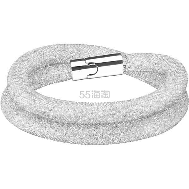 Swarovski Crystaldust 多色星辰系列手镯 .5(约333元) - 海淘优惠海淘折扣|55海淘网