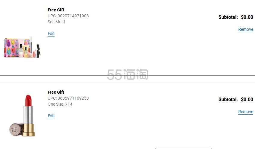 【像11件精选小样礼】Clinique 倩碧维C安瓶精华 .5(约516元) - 海淘优惠海淘折扣|55海淘网