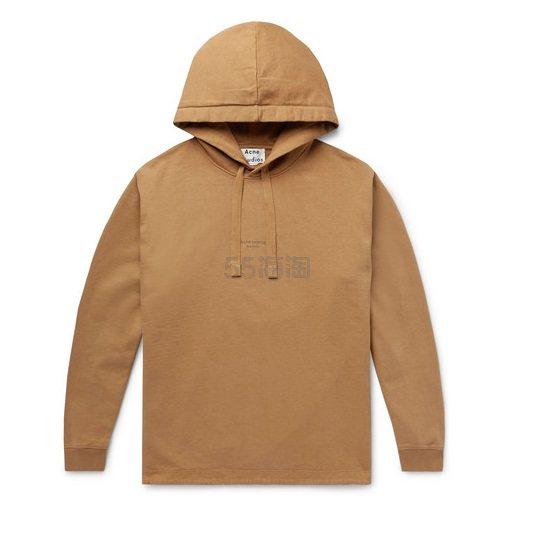 ACNE STUDIOS 黄色帽衫 £240(约2,094元) - 海淘优惠海淘折扣|55海淘网