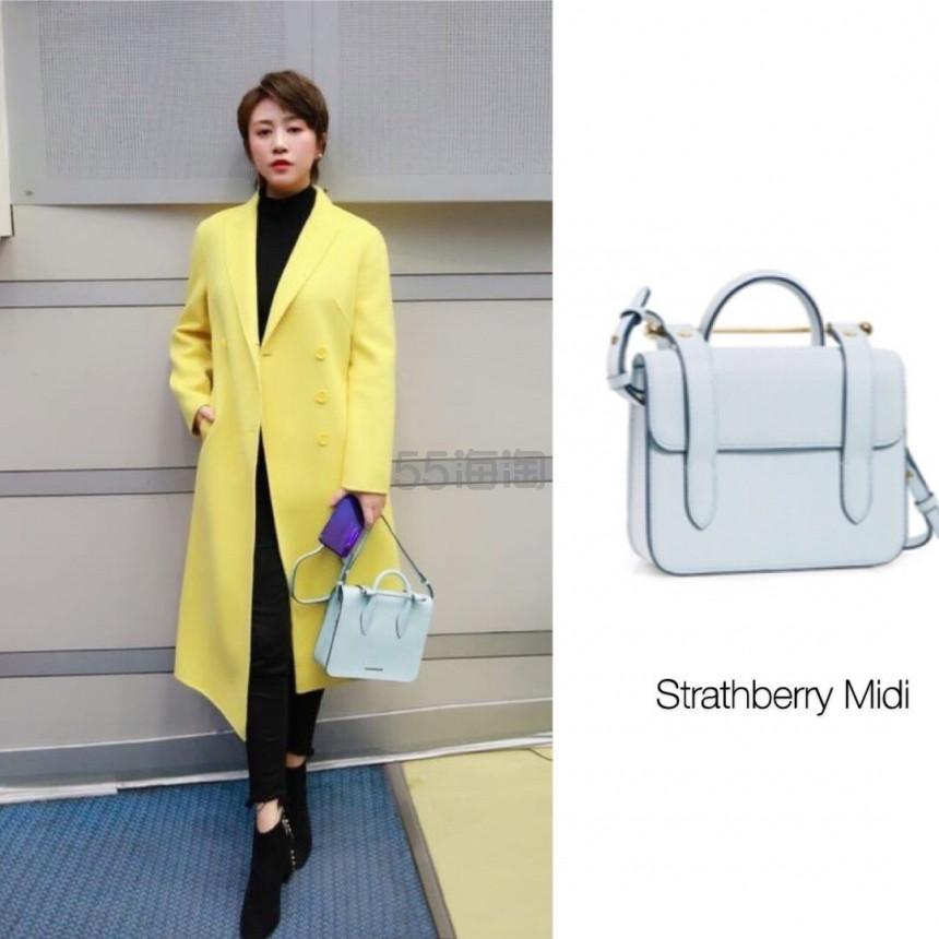 【中奖名单公布】Strathberry 又双叒叕来送包啦!!时尚认证!