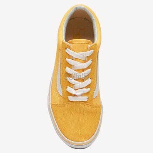 【黄金码补货!热款】Vans 万斯 Old Skool 大童款板鞋 (约268元) - 海淘优惠海淘折扣|55海淘网
