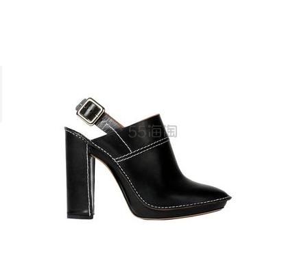 低至6折!Chloé 高跟穆勒鞋 ¥2,669 - 海淘优惠海淘折扣|55海淘网