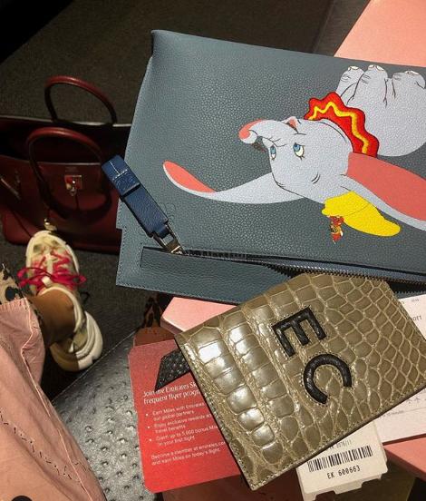 【5姐资讯】Loewe X Disney 合作 DUMBO 小飞象胶囊系列 3月28日预售。 - 海淘优惠海淘折扣 55海淘网
