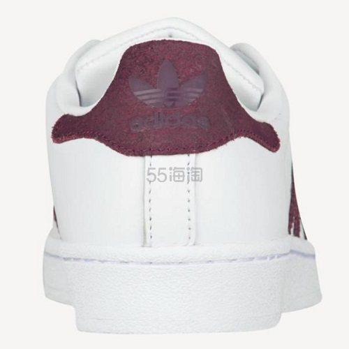 【码全】Adidas originals 三叶草 Superstar 女子板鞋 .99(约336元) - 海淘优惠海淘折扣 55海淘网
