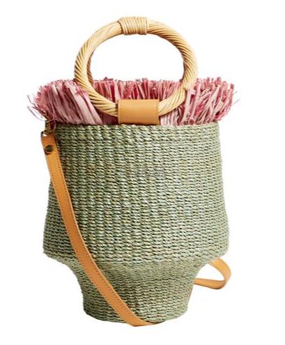 Aranaz Ada Fringe 流苏圆环花篮水桶包 6.36(约1,587元) - 海淘优惠海淘折扣|55海淘网
