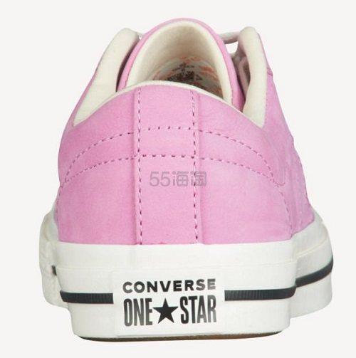 Converse 匡威 One Star Ox 女子板鞋 .99(约235元) - 海淘优惠海淘折扣|55海淘网
