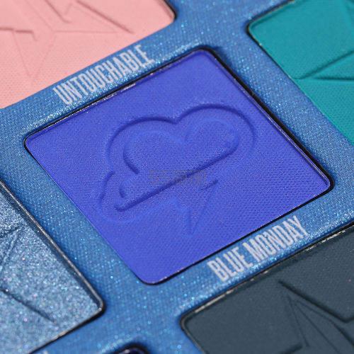 【5姐资讯】JEFFREE STAR  蓝血18色眼影盘 现已发售 - 海淘优惠海淘折扣|55海淘网
