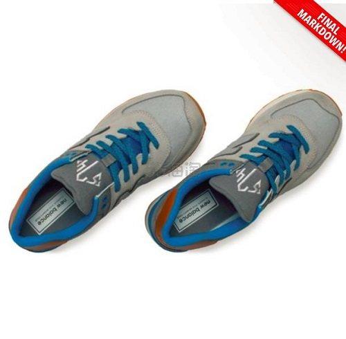 【断码福利】 New Balance 新百伦 574 Collegiate 女子运动鞋 (约188元) - 海淘优惠海淘折扣|55海淘网