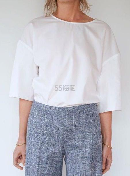 Lemaire 极简品质款纯棉半袖T恤 2(约685元) - 海淘优惠海淘折扣|55海淘网