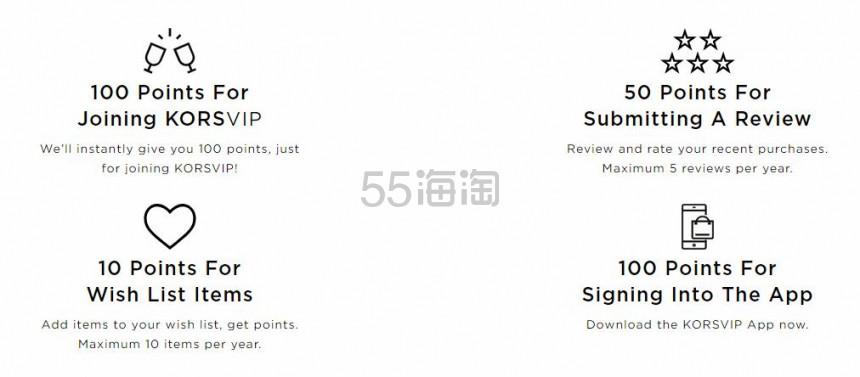 【5姐小课堂】Michael Kors 美国站 2019年全新注册、下单教程 +会员制度科普 - 海淘优惠海淘折扣|55海淘网