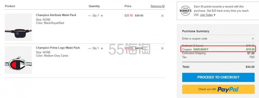 FinishLine:精选专区内 运动鞋服、配件 额外6折 - 海淘优惠海淘折扣|55海淘网