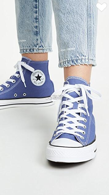 Converse Chuck Taylor All Star 高帮运动鞋 (约402元) - 海淘优惠海淘折扣|55海淘网