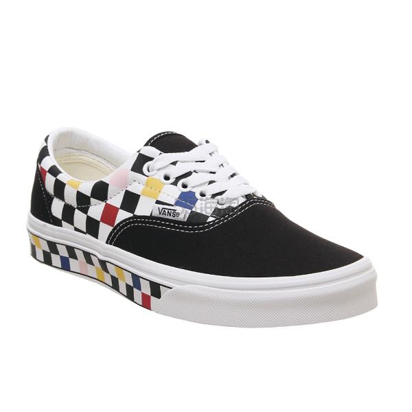 【码全】Vans Era 彩色棋盘格系带板鞋 (约321元) - 海淘优惠海淘折扣|55海淘网