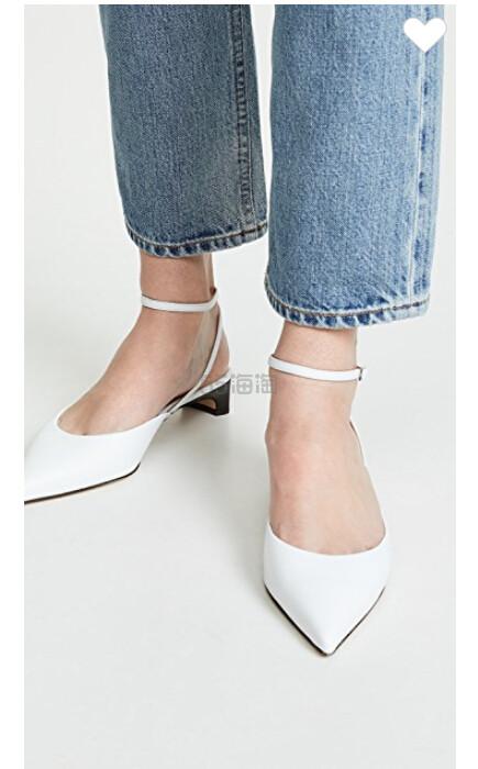 Club Monaco Ambrah 尖头浅口鞋 9(约1,678元) - 海淘优惠海淘折扣|55海淘网