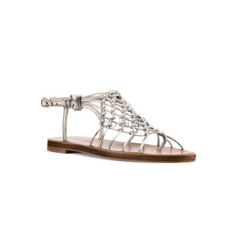 Stuart Weitzman 编织凉鞋 1.25(约1,894元) - 海淘优惠海淘折扣 55海淘网